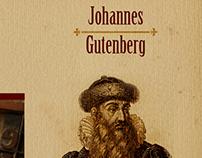 Brochure Imprenta de Gutenberg