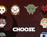 Choose your path!