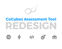 CoCubes Assessment Tool Re-Design