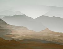 Empty Drifting Dunes