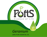 Fofts Label Design