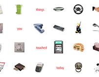 Lifebuoy hand sanitiser. Print & radio.
