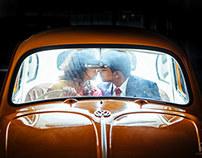 Prashanth & Puja | Couple Portraits