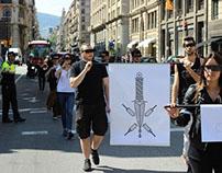 Exposición móvil: Barcelona Prohibitiva
