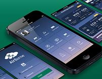 Air Borne - Flight Ticketing Mobile App