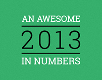 2013 in Numbers