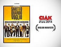 Ciak d'Oro 2014 - Miglior Manifesto