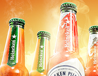 HEINEKEN | Limited Edition World Cup Bottles