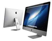 Free 3d model: New iMac by Apple