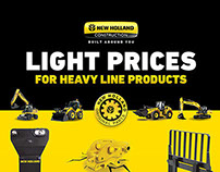 New Holland Construction Light Prices