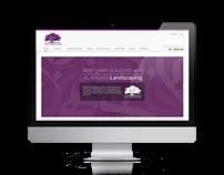 ALARGAN international website Design