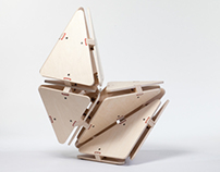 n-Hedral: Customizable Furniture System