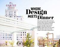 Where Design Meets Dinner