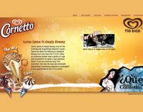 Cornetto Choco Mix