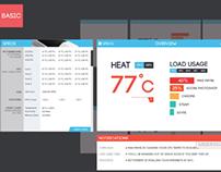 UX/UI - Desktop App - NZXT - CAM