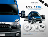Iveco Safety First