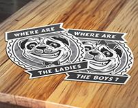 Where are....?
