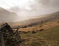 landscape - 14'000 steps in Savognin