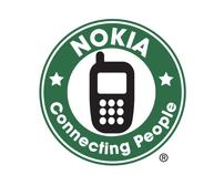Visual Design - Nokia vc Starbucks