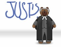 Barrister Bear - Animated Mascot