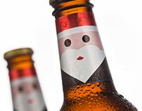 Osječko pivo Winter Edition Beer Label