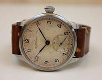 Chronai Big Air, Vintage Style Watch