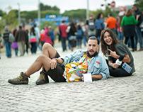 Entrevistados Pleimo Rock in Rio 2014