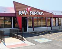 Rev Burger | Branding