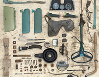 Restoration Rollout // a maker's story