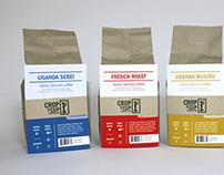 Crop to Cup Coffee   Packaging