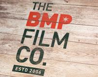 The BMP Film Co.   Rebrand