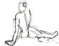 Gestural Figure Drawings