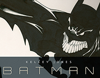 Batman: Kelley Jones Gallery Edition
