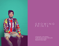 GROWING PRINTS