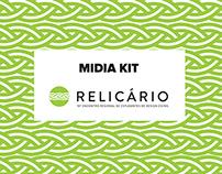 2014 - Midia Kit - Relicário