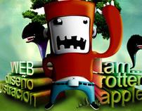 "El portal Oficial ""Rottenland"" - Yufellcore 2011"