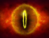 Sauron's ever watchful eye