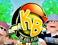 Kids Block TV Show Mixtape