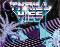 Thrillkiss Laser Pyramids