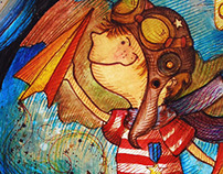 Several Children's Illustrations II