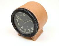 Table Clock (Homage CCCP aircraft clock)