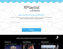 XPlaylist by Sony Xperia