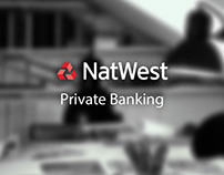 Private banking concept design