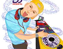 A Danger DJ