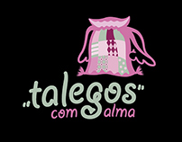 "Logo Design - ""Talegos"" com alma"