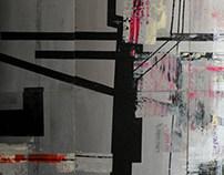 Poliptyk garażowy / Garage polyptych