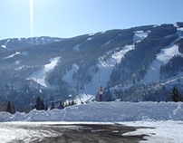 Vail, Colorado   This is where we love to ski
