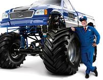 Maytag Truck