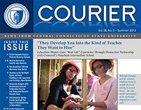 CCSU Courier, August 2013