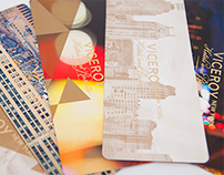 Viceroy New York Bookmarks